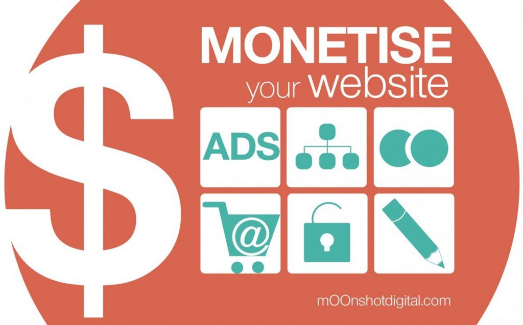 mOOnshot digital marketing agency Singapore - make money with your website