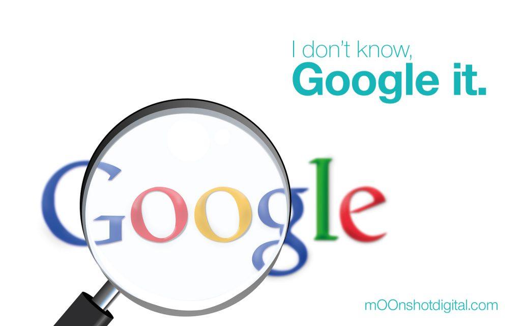 mOOnshot digital marketing agency Singapore - Google it