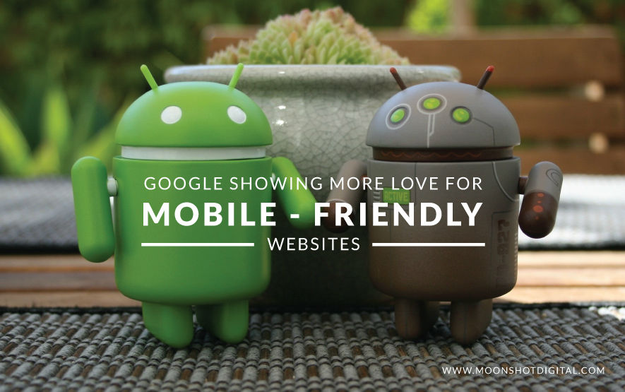 Google is now rewarding websites that provide a quality mobile experience with a mobile-friendly label and, down the road, preferential rankings in mobile search results.