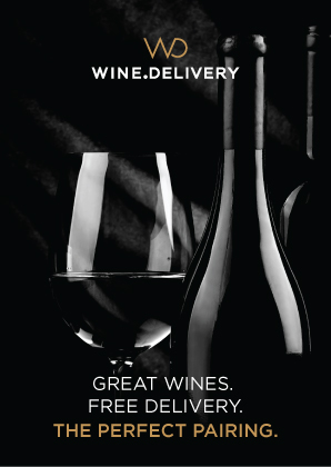 mOOnshot digital marketing agency Singapore - Social Media Case Study - Wine Delivery Flyer 1