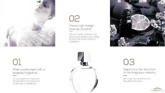 mOOnshot digital marketing agency Singapore - MyScentDesign deck 4