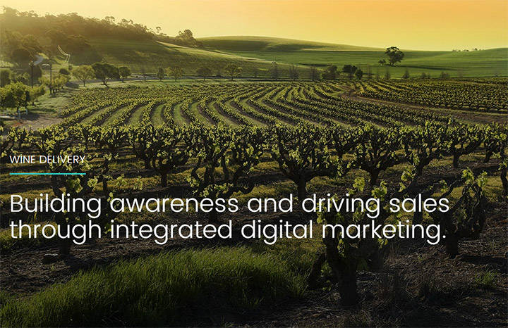 mOOnshot digital marketing agency Singapore - Social Media Case Study - Wine Delivery