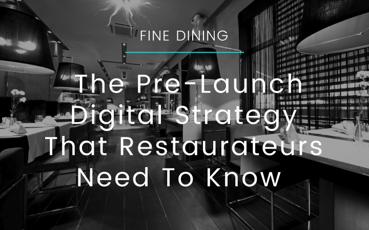 Fine Dining: The Pre-Launch Digital Strategy That Restaurateurs Need To Know mOOnshot digital marketing agency Singapore