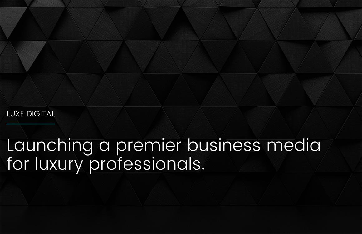 mOOnshot digital marketing agency luxe digital luxury news case study